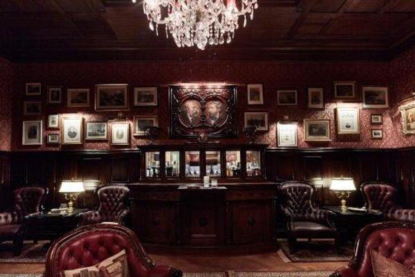Hotel-Villa Achenbach - фото 5