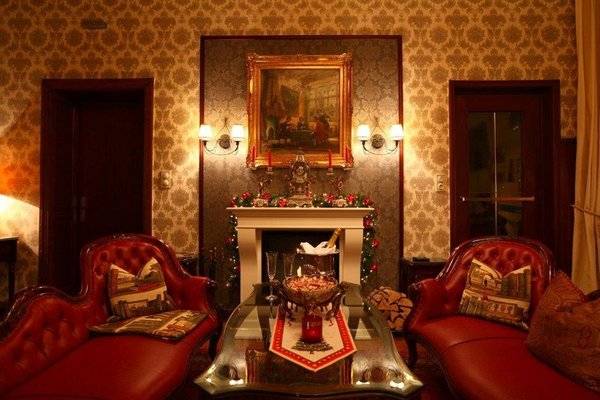 Hotel-Villa Achenbach - фото 8