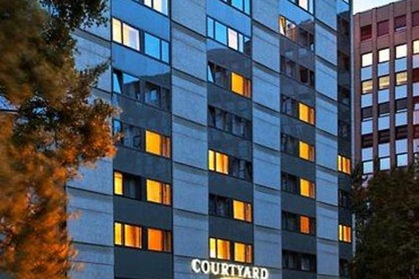 Courtyard by Marriott Dusseldorf Seestern - фото 22