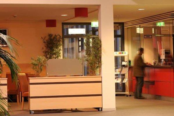 Sporthotel Borussia Dusseldorf - фото 12