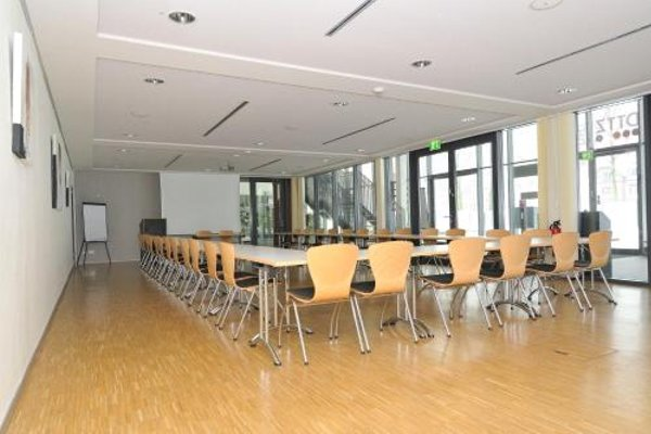 Sporthotel Borussia Dusseldorf - фото 13