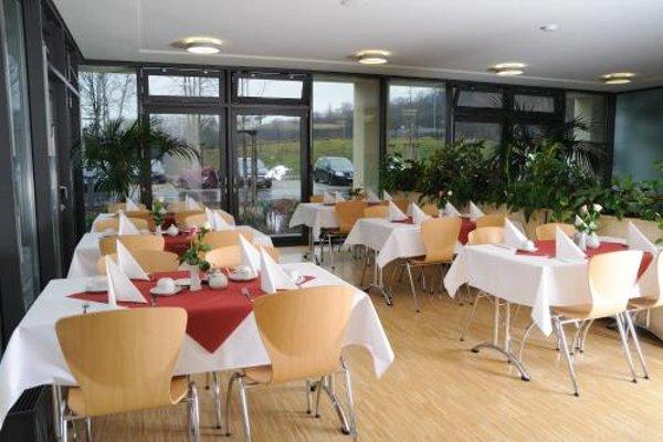 Sporthotel Borussia Dusseldorf - фото 7