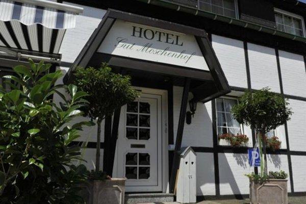 Hotel Gut Moschenhof - фото 22