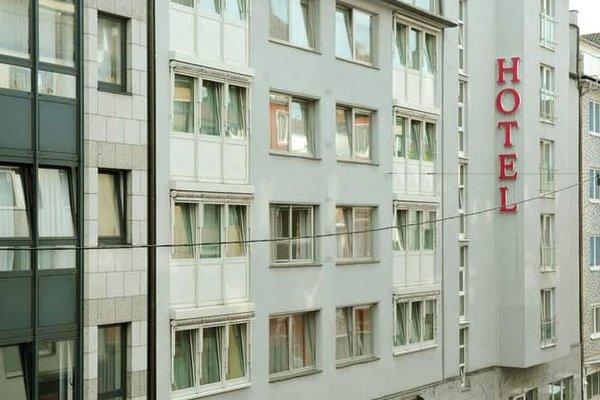 Hotel Stadt Munchen - фото 23