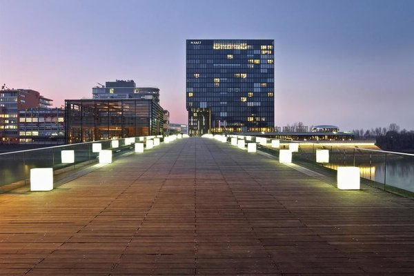 Hyatt Regency Dusseldorf - фото 16