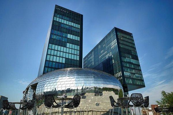 Hyatt Regency Dusseldorf - фото 20