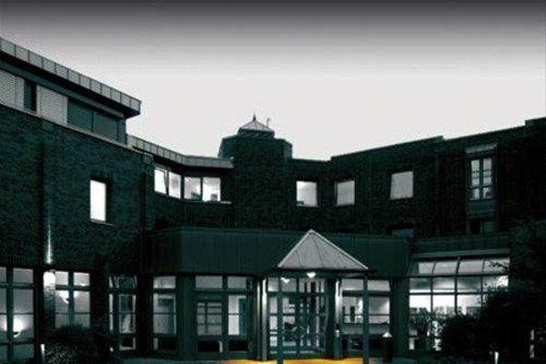 FFFZ Hotel Tagungshaus - фото 15