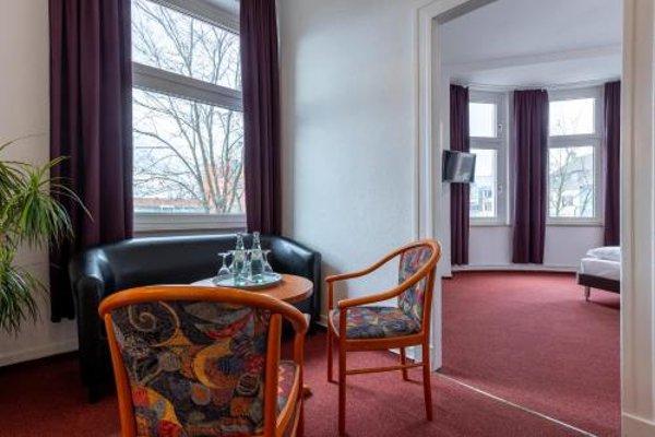 Centro Hotel Schumann - фото 10