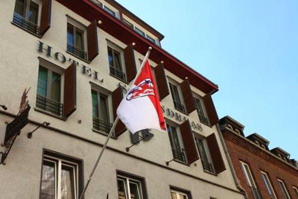 Hotel Sankt Andreas - фото 21
