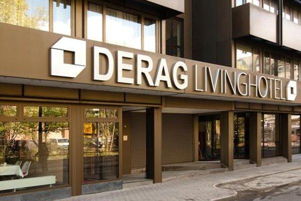 Derag Livinghotel Dusseldorf - фото 21
