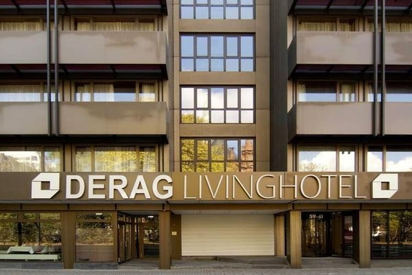 Derag Livinghotel Dusseldorf - фото 22