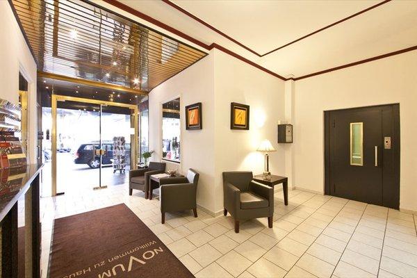 Novum Hotel Plaza Dusseldorf Zentrum - фото 17