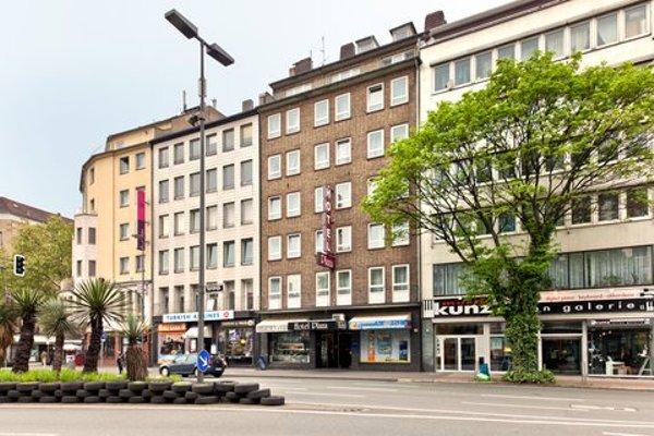 Novum Hotel Plaza Dusseldorf Zentrum - фото 21