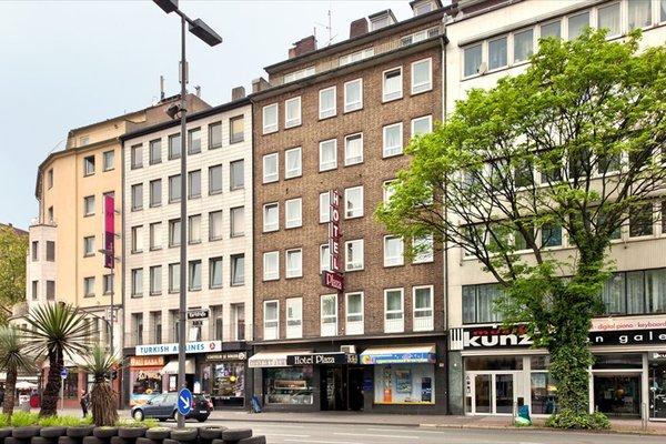 Novum Hotel Plaza Dusseldorf Zentrum - фото 22