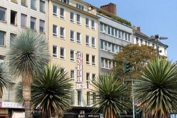 Novum Hotel Plaza Dusseldorf Zentrum - фото 23