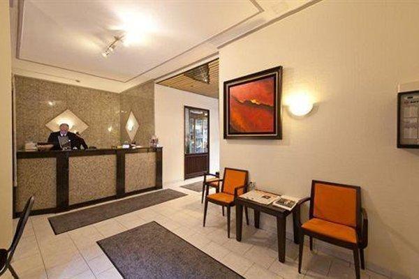 Novum Hotel Plaza Dusseldorf Zentrum - фото 5