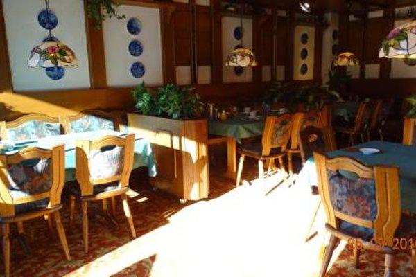 Bed & Breakfast Hotel Helga Hein - фото 10