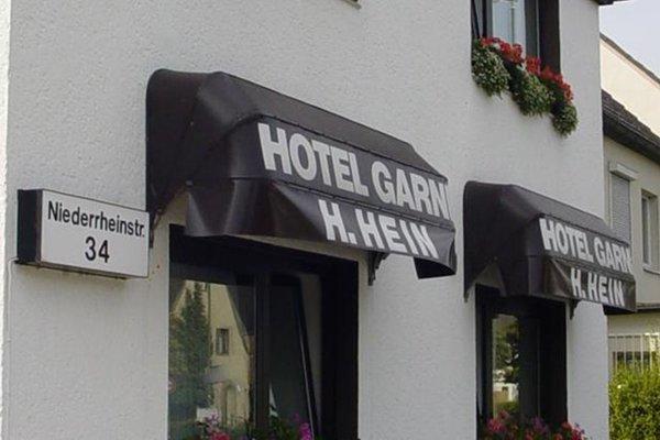 Bed & Breakfast Hotel Helga Hein - фото 13