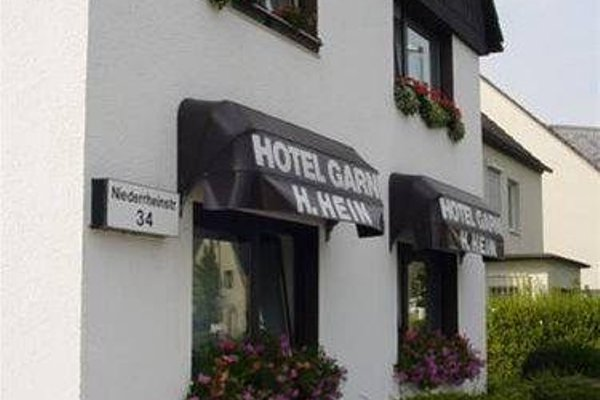 Bed & Breakfast Hotel Helga Hein - фото 21