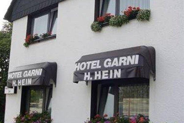 Bed & Breakfast Hotel Helga Hein - фото 22