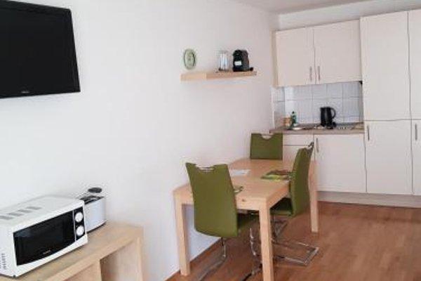 Apartments Jahnstrasse, Friedrichstadt - 10
