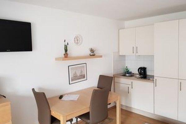 Apartments Jahnstrasse, Friedrichstadt - 11