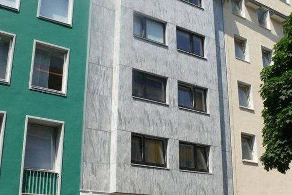 Apartments Jahnstrasse, Friedrichstadt - 21