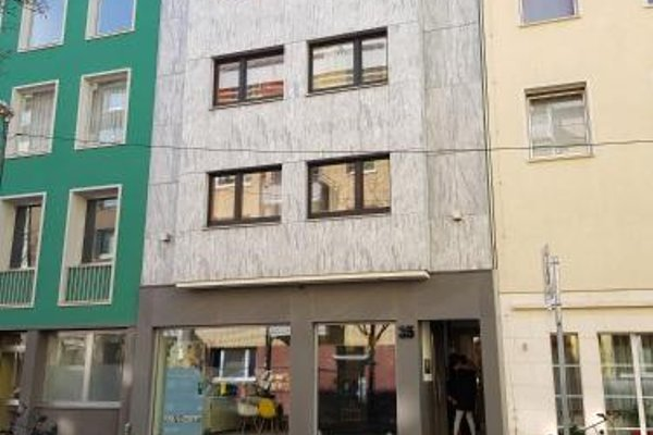 Apartments Jahnstrasse, Friedrichstadt - 22