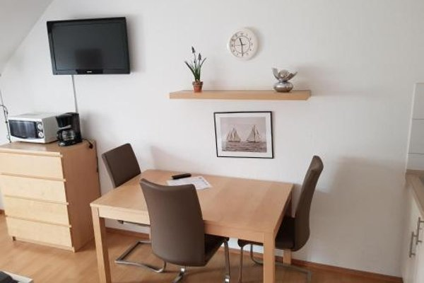 Apartments Jahnstrasse, Friedrichstadt - 9