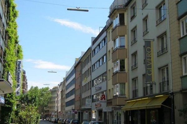 Apartment Bett am Rhein - фото 27