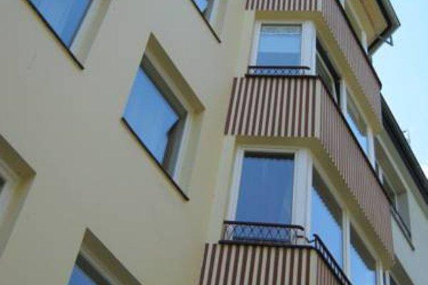 Apartment Bett am Rhein - фото 6