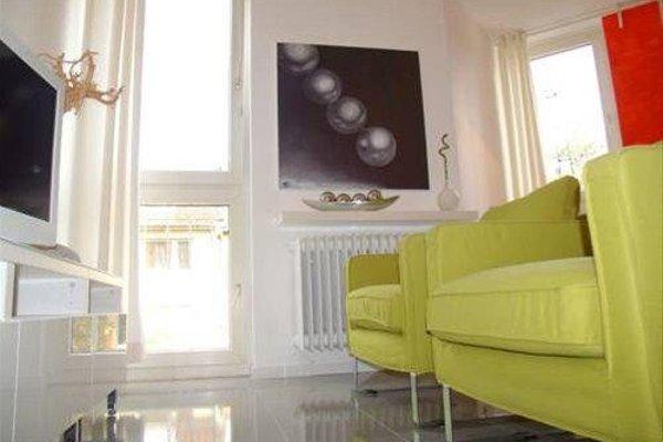 Business meets Dusseldorf Apartments - фото 16