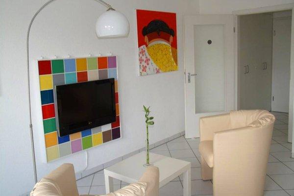 Business meets Dusseldorf Apartments - фото 4