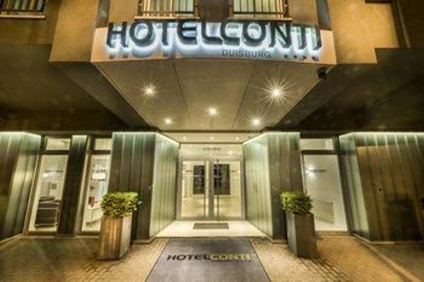 Hotel Conti Duisburg - Partner of SORAT Hotels - фото 16