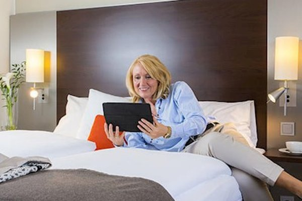Mercure Hotel Duisburg City - фото 30