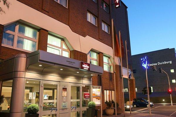 Mercure Hotel Duisburg City - фото 22