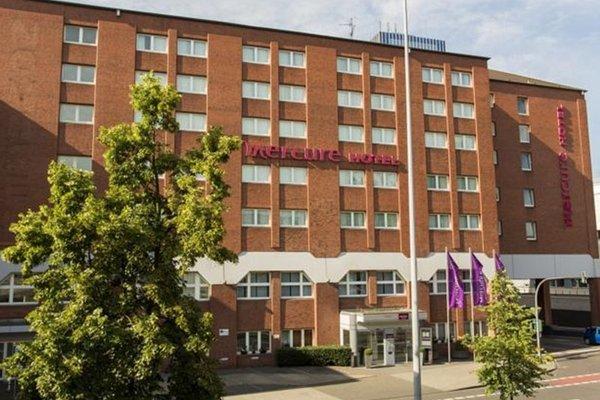Mercure Hotel Duisburg City - фото 23
