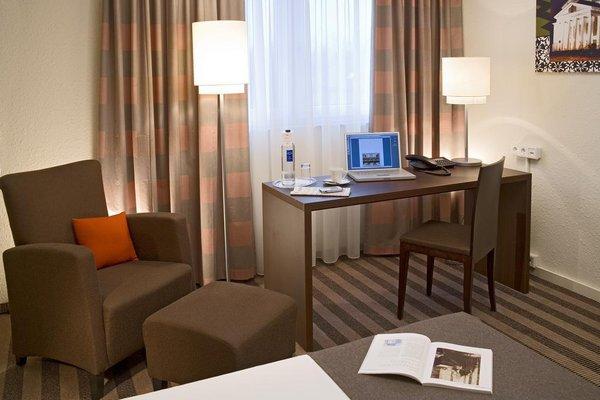 Mercure Hotel Duisburg City - фото 6