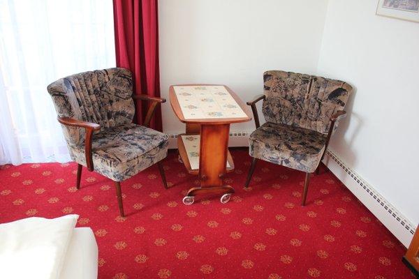 Hotel Villa Loschwitz - фото 7