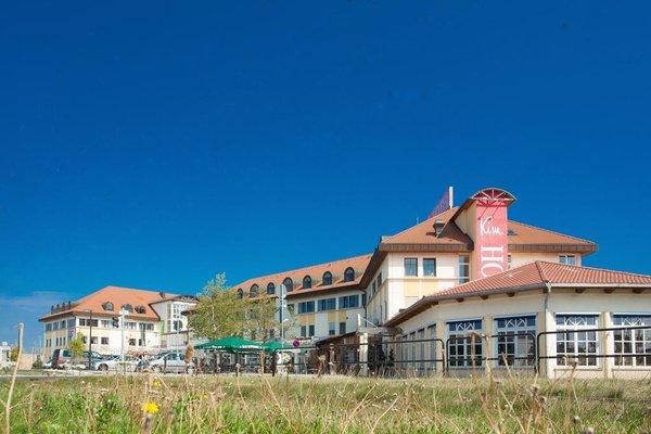 Kim Hotel Dresden - фото 21