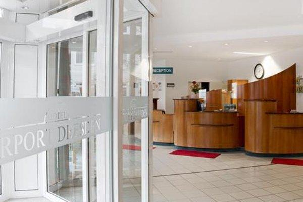 DORMERO Hotel Dresden Airport - фото 14