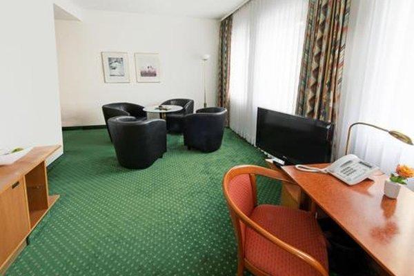 DORMERO Hotel Dresden Airport - фото 18