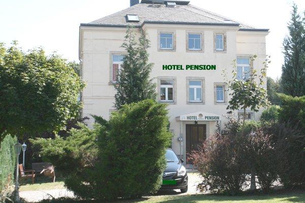 Hotel Pension Kaden - фото 21