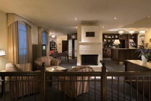 Hotel Villa Weltemuhle Dresden - фото 11
