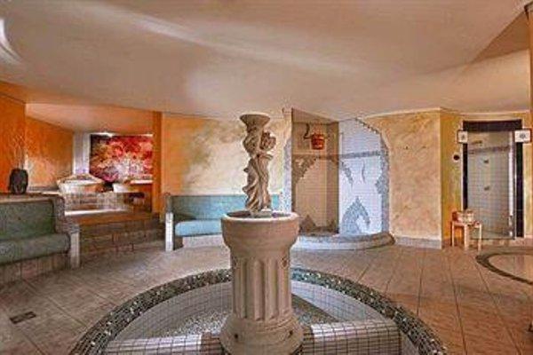 Hotel Villa Weltemuhle Dresden - фото 13
