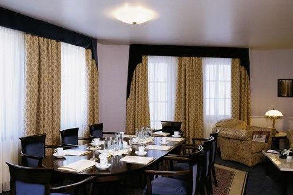 Hotel Villa Weltemuhle Dresden - фото 16