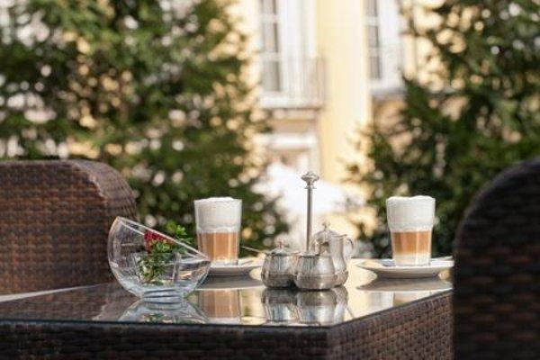Hotel Villa Weltemuhle Dresden - фото 17