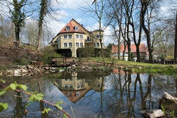 Hotel Villa Weltemuhle Dresden - фото 19