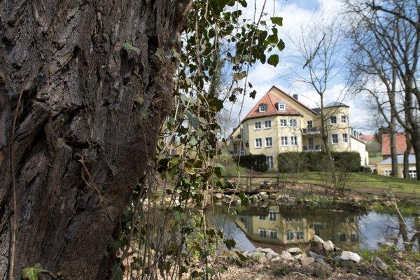 Hotel Villa Weltemuhle Dresden - фото 20