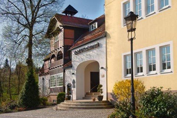 Hotel Villa Weltemuhle Dresden - фото 21